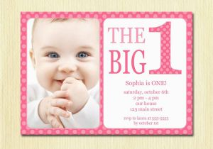 E Invitation For Baby Birthday Download Now Free Printable 1st Invitations