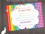 E Invitation for Birthday Party Birthday Party Invitations Free Printable Cards