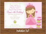 E Invitation for Birthday Party Create Own Tea Party Birthday Invitations Free Egreeting