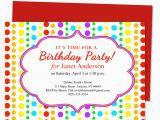 E Invite for Birthday Birthday Invite Template E Commerce