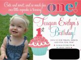 E Invite For First Birthday Invitations 1st Best Party Ideas