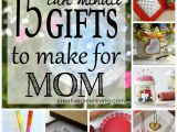 Easy Homemade Gifts for Mom On Her Birthday 15 Last Minute Gifts to Make for Mom Creative Green Living
