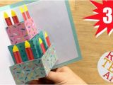 Easy Pop Up Cards for Birthdays Easy Pop Up Birthday Card Diy Red Ted Art 39 S Blog