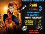 Editable Spiderman Birthday Invitation Spiderman Template Invitation orderecigsjuice Info