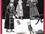 Edward Gorey Birthday Card Jean 39 S Knitting November 2006
