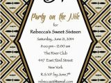 Egyptian Birthday Invitations Egyptian Sweet Sixteen Invitation Egyptian Exhibition