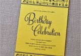 Egyptian Birthday Invitations Egyptian themed Birthday Invitations