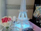 Eiffel tower Birthday Decorations Paris Birthday Party Ideas Eiffel tower Decor Paris