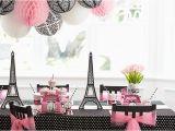 Eiffel tower Birthday Decorations Paris Jewelry Making Birthday Party Beading Buds