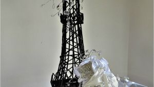 Eiffel tower Birthday Decorations Paris Party Decoration Eiffel tower Parisian Centerpiece