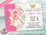 Electronic Birthday Invites Princess Birthday Party Invitation for Girl Evite
