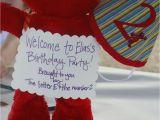 Elmo Birthday Decorations Ideas Elias 39 S Elmo Birthday Party the Mom Creative