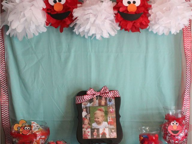 Download By SizeHandphone Tablet Desktop Original Size Back To Elmo Birthday Decorations Ideas