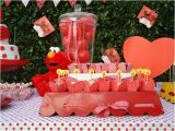 Elmo Birthday Decorations Ideas Party with A K the Blog Tickle Me Elmo Birthday Party