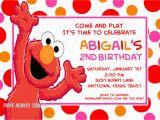 Elmo Birthday Invitations Online Elmo 1st Birthday Invitations