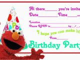 Elmo Birthday Invitations Online Elmo 39 S song