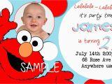 Elmo Birthday Invitations Online Free Printable Elmo Birthday Invitations with Photo Free
