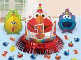 Elmo Decorations for 1st Birthday Elmo 1st Birthday Table Decorating Kit 23 Pieces Elmo