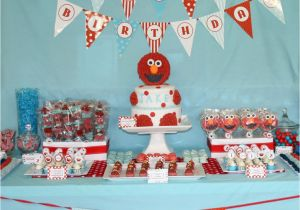 Elmo Decorations For 1st Birthday Baby Shower Best Decoration