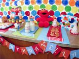 Elmo Decorations for 2nd Birthday Party Marvellous Elmo Party Supplies by Unique Article Happy