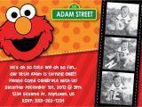 Elmo First Birthday Party Invitations Elmo 1st Birthday Party Invitations Dolanpedia