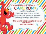 Elmo First Birthday Party Invitations Free Printable Elmo 1st Birthday Invitations Template