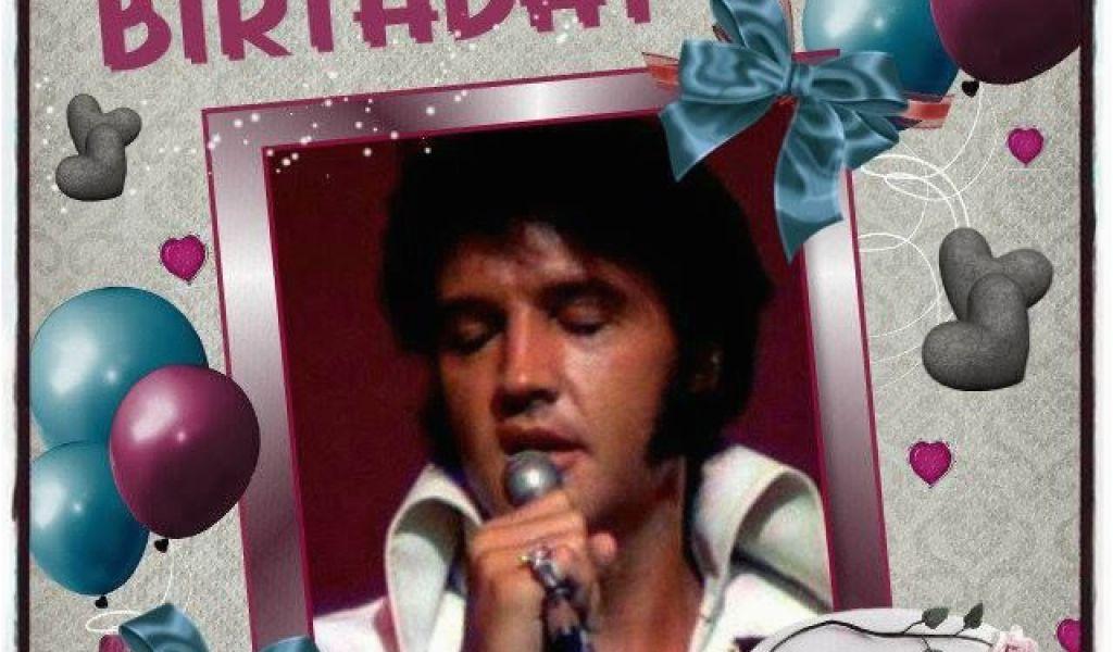 Download By SizeHandphone Tablet Desktop Original Size Back To Elvis Birthday Cards Free Online