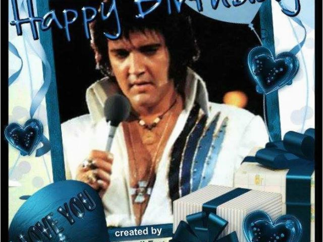 Download By SizeHandphone Tablet Desktop Original Size Back To Elvis Birthday Cards Free Online