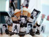 Elvis Birthday Decorations Amy Daylen S Las Vegas Elvis Romance Rock N Roll Bride