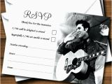 Elvis Presley Personalised Birthday Card 50 New Elvis Presley Birthday Cards Free withlovetyra Com