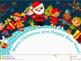 Email Birthday Cards for Kids Christmas Card Messages for Kids Happy Holidays