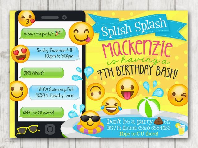 Download By SizeHandphone Tablet Desktop Original Size Back To Emoji Birthday Card Template