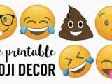 Emoji Happy Birthday Banner Printable Emoji Faces Printable Free Emoji Printables Paper