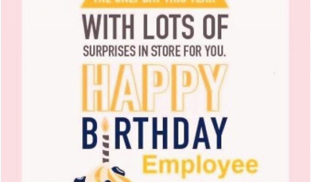 Download By SizeHandphone Tablet Desktop Original Size Back To Employee Birthday