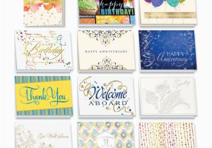 Employee Birthday Cards Bulk Elegant All Occasion Card Assortment