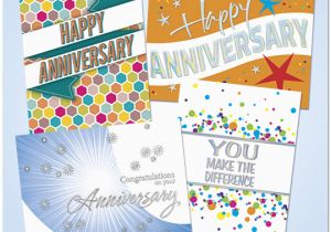 Employee Birthday Cards Bulk Anniversary Assortment