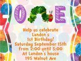 Eric Carle Birthday Invitations Unavailable Listing On Etsy