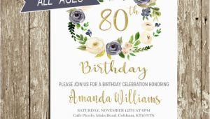 Etsy 90th Birthday Invitations Etsy 90th Birthday Invitations Lijicinu F6cfa3f9eba6