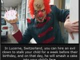 Evil Clown Birthday Meme 25 Best Memes About Evil Clown Evil Clown Memes