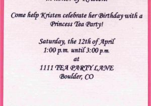 Example Of A Birthday Invitation 40th Ideas Text Samples