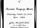 Examples Of Birthday Invitations for Adults 60 Birthday Invitation Wording Samples