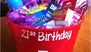Expensive 21st Birthday Gifts for Him 21st Birthday Survival Kit I Made for My Sister This Year