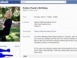 Facebook Birthday Invites Birthday Invitation Facebook event Free Facebook Birthday