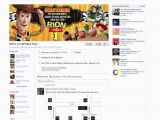 Facebook Birthday Invites Facebook Party Invitations