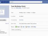 Facebook Birthday Invites How to Safely Post A Facebook Party Invitation