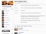 Facebook Birthday Invites Party Invitation Templates Facebook Party Invite