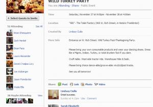Facebook Birthday Invites Party Invitation Templates Invite