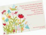 Fairy Birthday Invitation Wording A Fairy Birthday Party Childhood101
