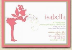 Fairy Birthday Invitation Wording Princess Free Printable Orderecigsjuice