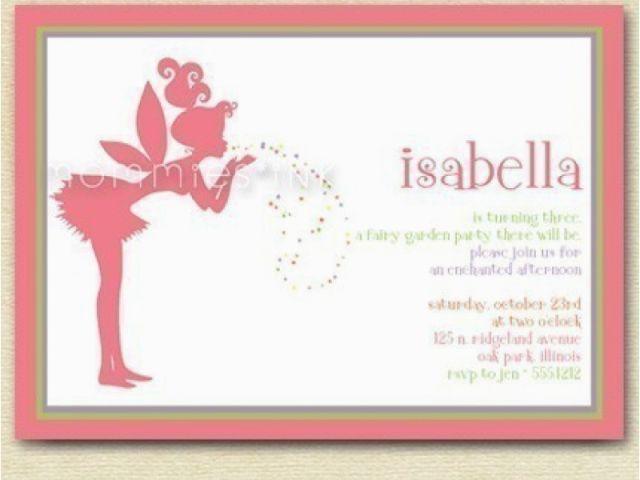 Download By SizeHandphone Tablet Desktop Original Size Back To Fairy Birthday Invitation Wording